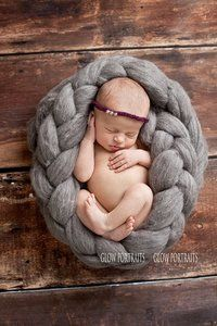 love this braided plush twist! Want it!