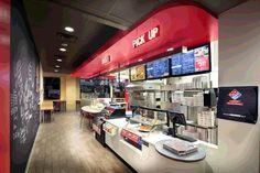 Project: Domino's Pizza - 'Pizza Theater'