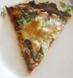 My HCG Cooking Blog - Favorite recipes and discoveries on my HCG weightloss journey: P3 Cheese-only Pizza Crust