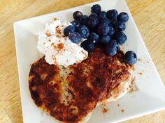 Easy peasy 3 ingredients pancakes