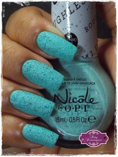 On what grounds? - Nicole by OPI