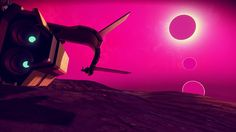 Here's what's at the center of the galaxy in 'No Man's Sky'