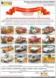 20 Best Samil Shriram Automall Inaugurations Images Inauguration Used Construction Equipment Old Warrior