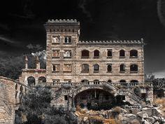 ruin'arte: O Hotel Serra da Pena ou Águas de Radium - Sortelha