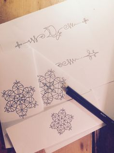 #mandala #tattoodesign #tattoo #design #draw