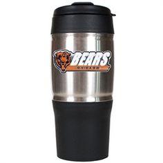 Chicago Bears Leak Resistant Travel Mug