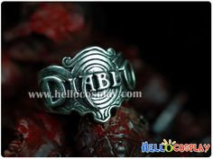 Diablo Accessories Nagelring Cosplay Costumes Cosplay Wigs Movie & TV