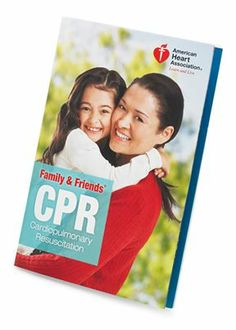 """Not everyone needs to be """"certified""""! The Family & Friends CPR Course teaches the lifesaving skills of adult Hands-Only® CPR, child CPR with breaths, adult and child AED use, infant CPR and relief of choking in an adult, child or infant.   This course is for people who want to learn CPR but do not need a course completion card http://www.heart.org/HEARTORG/CPRAndECC/CommunityCPRandFirstAid/CommunityProducts/Family-Friendsreg-CPR_UCM_303576_Article.jsp"""