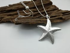 Kette Seestern Silver, Ebay, Jewelry, Starfish, Jewellery Designs, Fashion Jewelry, Stars, Clocks, Jewlery