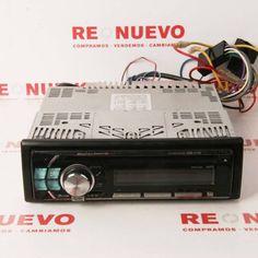 Autoradio KENWOOD KDC-U31R de segunda mano E279165   Tienda online de segunda mano en Barcelona Re-Nuevo