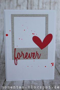 Card by Miriam Knapp Blank Cards, Deserts, Frame, Books, Cherry, Grey, Decor, Paper, Card Wedding