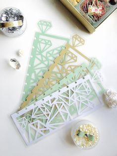 Handmade delicately cut dividers for your Happy Planner! Introducing our new Interchangeable dividers ! Now you can create endless color combination possibilities. Whether you're feeling like mint tod