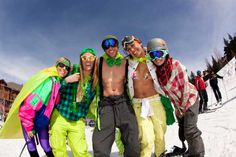 More fun in the sun in Aspen baby!! Ahhhmazing Aspen Apres