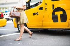 NYFW Street Style shot by Adam Katz Sinding for StyleCaster | StyleCaster