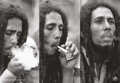 Bob Marley Smoking Weed   Creative Commons Attribuzione 2.5 Italia License