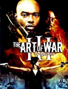 Poster Of The Art of War 3 Retribution (2009) Full Movie Hindi Dubbed Free Download Watch Online At all-free-download-4u.com