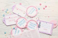 Sprinkles Sprinkles Everywhere ~ paper party goods