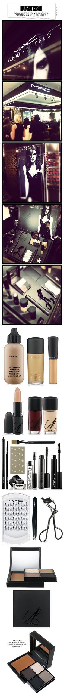 Carine Roitfeld for M·A·C Cosmetics
