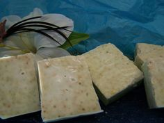 3 ounce Bar of  Green Soap by TurtleMade on Etsy, $3.75