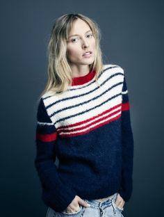 Smythe alpine sweater at DIANI