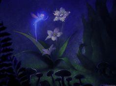Disney's Fantasia Dew Fairy