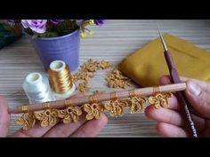 My Order Record Fabulous Crochet Motif 👍 It was so beautiful👍Turkish Handmade / Knitting - My Order Record Breaking Gorgeous Crochet Motif 👍 It was so beautiful👍Turkish Handmade / Knit - Bralette Pattern, Crochet Bikini Pattern, Crochet Lace Edging, Crochet Motifs, Crochet Borders, Crochet Flowers, Knitting For Kids, Baby Knitting Patterns, Crochet Patterns