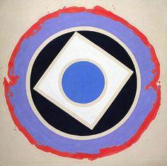 Kenneth Noland - Split, 1959