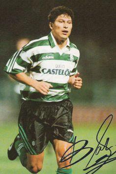 Krasimir Balakov @ Sporting Lisbon [a]