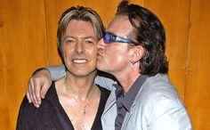 Bono remembers David Bowie: 'The sky is a lot darker here... #DavidBowie: Bono remembers David Bowie: 'The sky is a lot darker… #DavidBowie