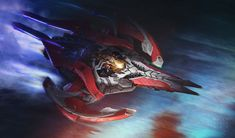 Spaceship (old illustration)  #conceptart #conceptdesign #art #digitalart #digitalpainting #futuristic #gamedesign #illustration #scifi #airplane #draw #doodle #drawing #sketch #sketchbook #speedpaint #painting #gameart #spaceship #vehicle #aircraft #future