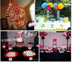 24 Best Adult Birthday Party Ideas {Turning 60, 50, 40, 30} � Tip Junkie