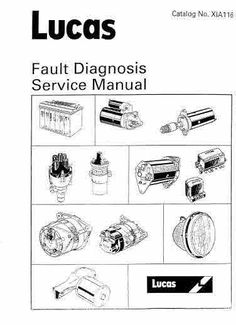 Steve richardson richothedrummer on pinterest lucas fault diagnosis service manual publication xia 116book is from the early seventiesinstructions for repairfault findingremadies43 fandeluxe Images