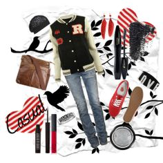 Swag school outfits for teen girls.