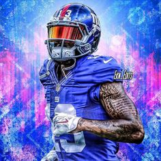 Football Memes, Nfl Football, Odell Beckham Jr Wallpapers, All Nba Teams, Football Pictures, Nyc, Iphone Wallpapers, Editor, Sport