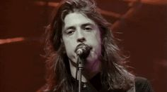 beauty cute nirvana singer famous dave grohl foo fighters drummer Guitarist