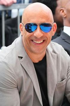 HOLLYWOOD, CALIFORNIA - MAY 28: Actor Vin Diesel attends Director F. Gary Gray Honored With Star On The Hollywood Walk Of Fame on May 28, 2019 in Hollywood, California. Hollywood Celebrities, Hollywood Actresses, Actors & Actresses, Hollywood Walk Of Fame, In Hollywood, Josh Henderson, Netflix, Scott Mccall, The Expendables