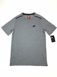 1e4cb24c Details about Mens Nike Sportswear Tech Bonded Crew Shirt Size S Small NWT  $60 886191 091