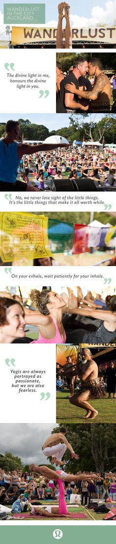 overheard at Wanderlust In The City: Auckland, New Zealand