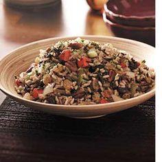 Fruited Wild Rice Pilaf