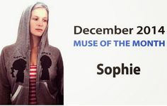 STACY IGEL: Meet our December Muse of the Month!