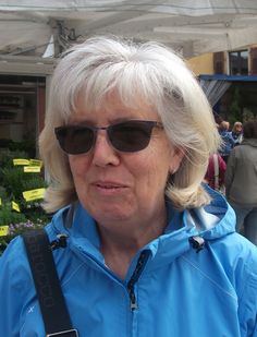 """Teresa Paterno, pensionata, Spera: """"Io voto sì perché più si è e meglio è"""""""