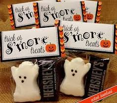 trick or s'more treats!