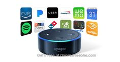 Personal Assistant?! FREE Amazon Echo Dot Voice-Controlled Computer via @GimmieFreebies