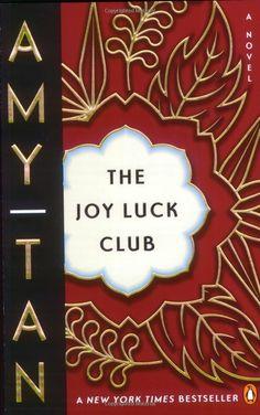 The Joy Luck Club: Amy Tan: 9780143038092: Amazon.com: Books