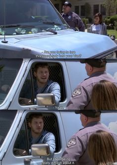 Parks and Recreation -