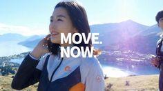 [NEPA] 네파 2015 S/S 캠페인 MOVE NOW + 네파 하이브리드 재킷 광고CF(전지현)