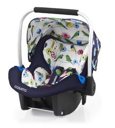 Port Eden Baby Car Seats (Group 0+) - Buy Online from Cosatto