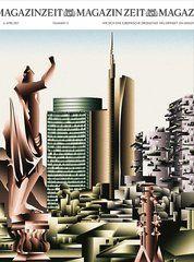 Die Kunst zieht es nach Mailand. In riesigen ehemaligen Industriebauten kommen die Werke zur Geltung wie kaum irgendwo sonst.