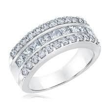 Image result for diamond wide band womens anniversary