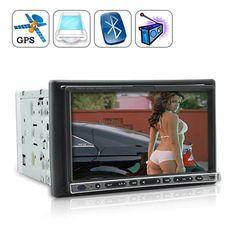 Car DVD GPS (7 Inch HD Touchscreen)